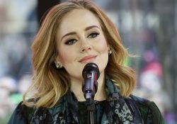 """TODAY -- Pictured: Adele performs on the """"Today"""" show on Wednesday, November 25, 2015 -- (Photo by: Heidi Gutman/NBC/NBC NewsWire via Getty Images)"""