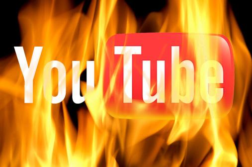 YouTube zablokowało tysiące teledysków w Finlandii