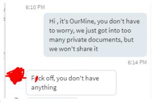 Grupa OurMine zhakowała Vevo