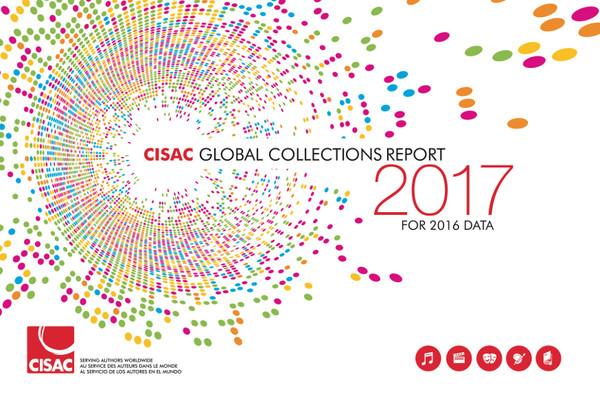 Raport CISAC: w 2016 inkaso powyżej 8 mld euro